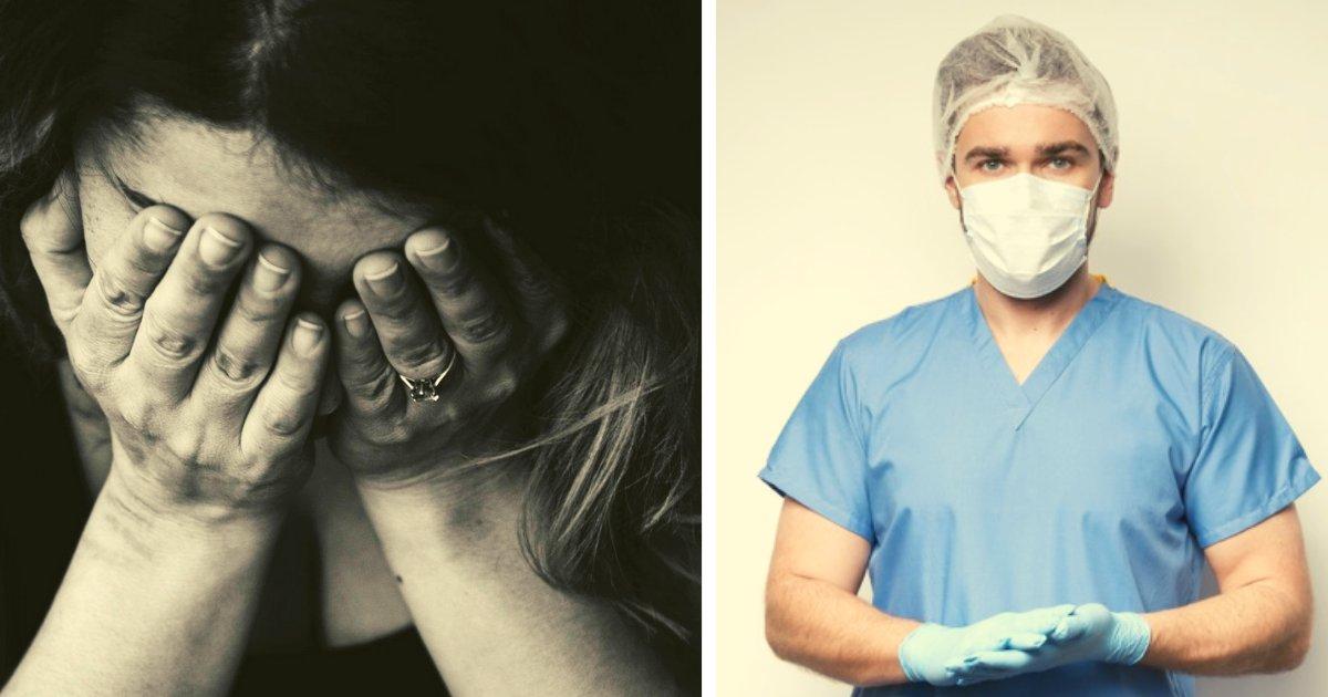 articulosportadas 2 5.png?resize=1200,630 - Le Quitó La Vida A Su Expareja Luego De Entrar A Su Trabajo Vestido De Enfermero