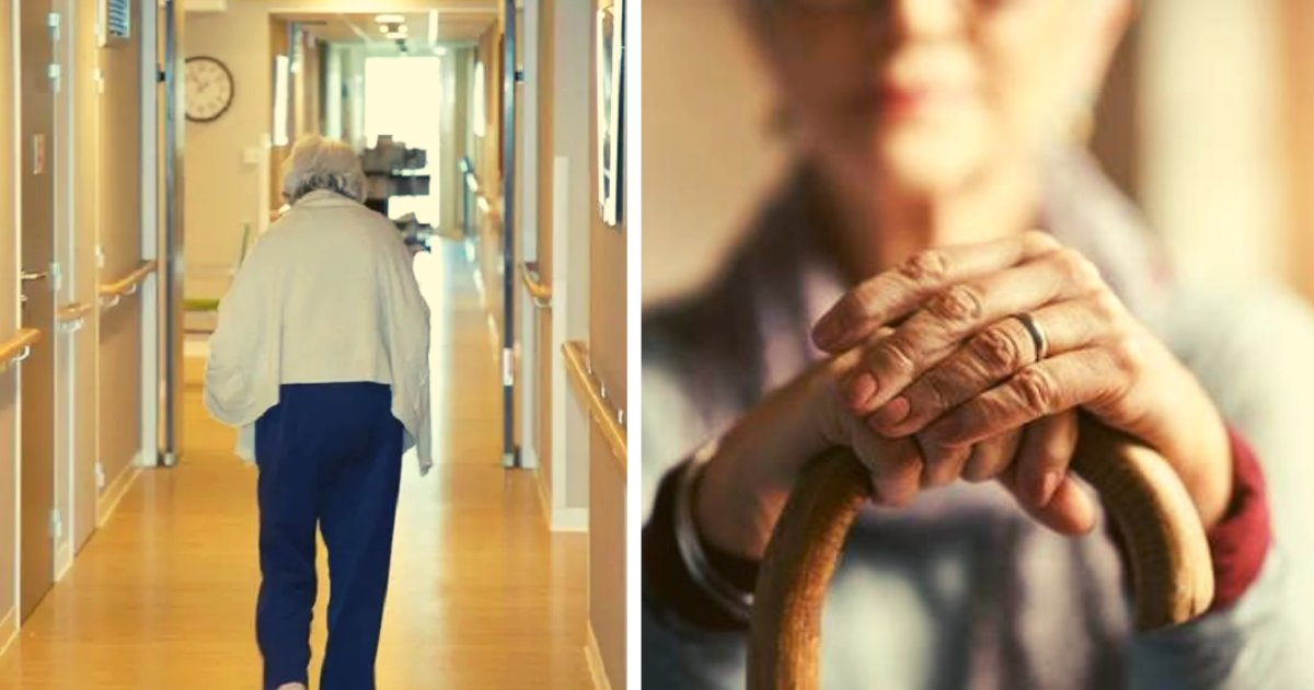 articulosportadas 3 5.png?resize=1200,630 - Abuela Regresa A La Residencia Donde Vivía Una Semana Después De Que Realizaran Su Entierro