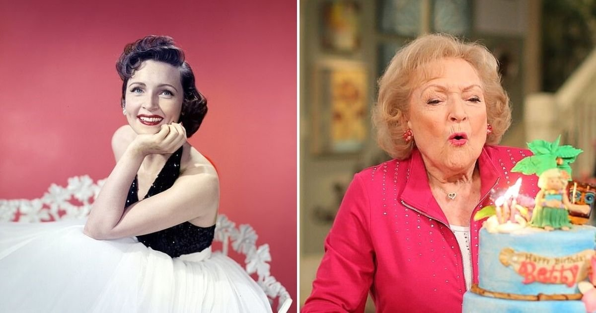 betty6.jpg?resize=412,232 - Celebrities Pay Tribute To The Golden Girls Star Betty White As She Celebrates Her 99th Birthday