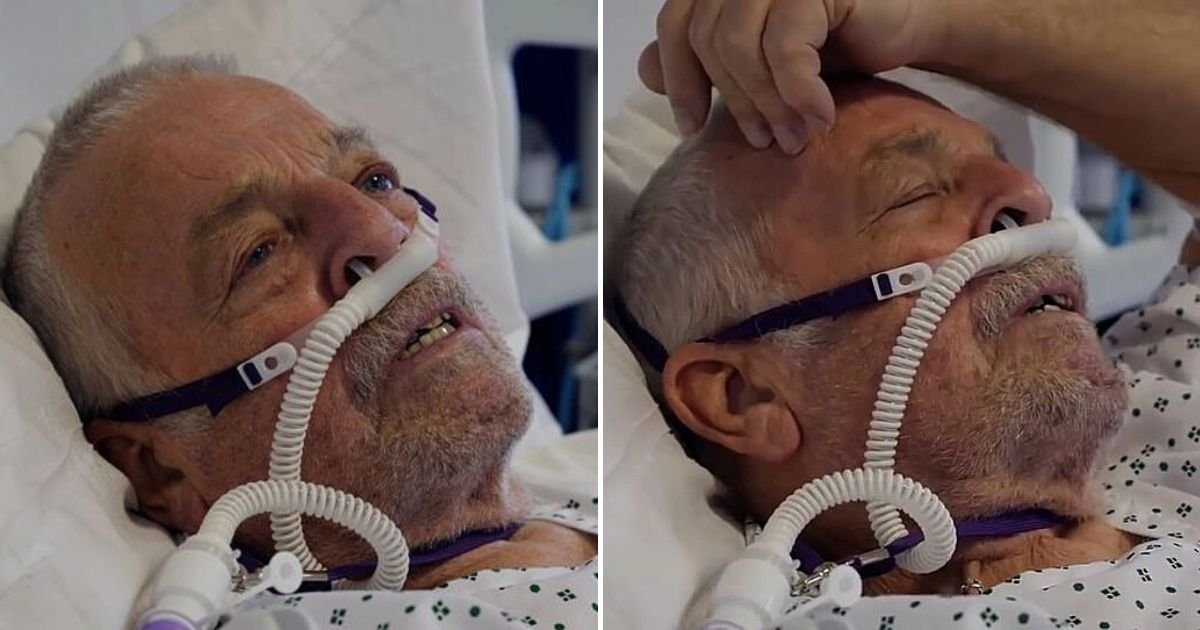 brown5.jpg?resize=1200,630 - Elderly Man Makes Heartbreaking Plea From Hospital Bed Only Hours Before He Died