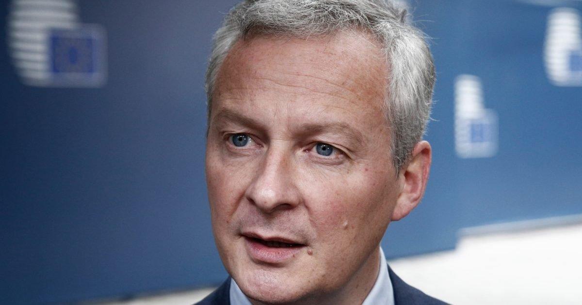 bruno le maire french finance minister e1610724311719.jpg?resize=300,169 - Bruno Le Maire ferme la porte du RSA aux 18-25 ans