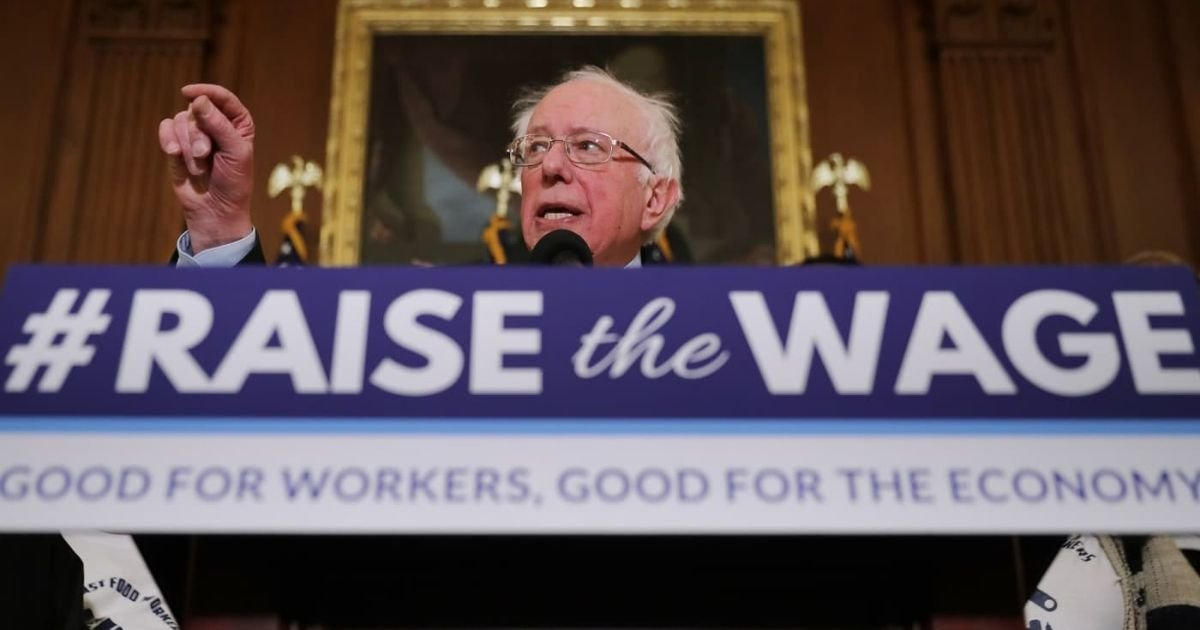 chip somodevilla getty images 1.jpg?resize=1200,630 - Top Democrats To Introduce A Bill to Raise Minimum Wage to $15 by 2025