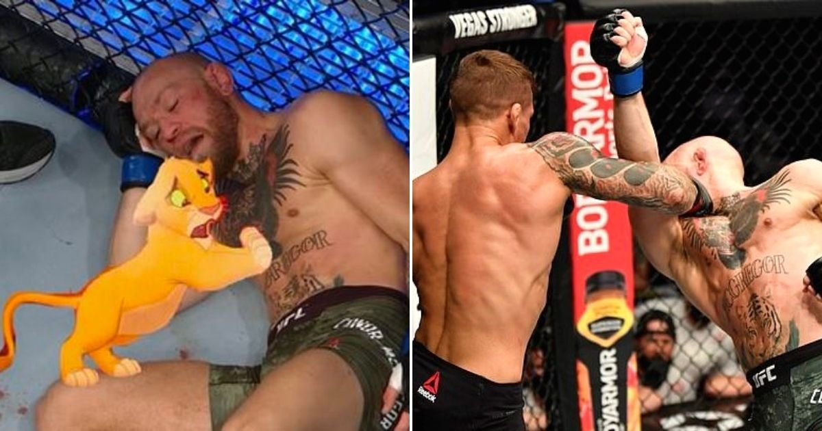 conor7.jpg?resize=412,232 - Conor McGregor Was Mocked On Social Media After His Knock-Out Defeat To Dustin Poirier