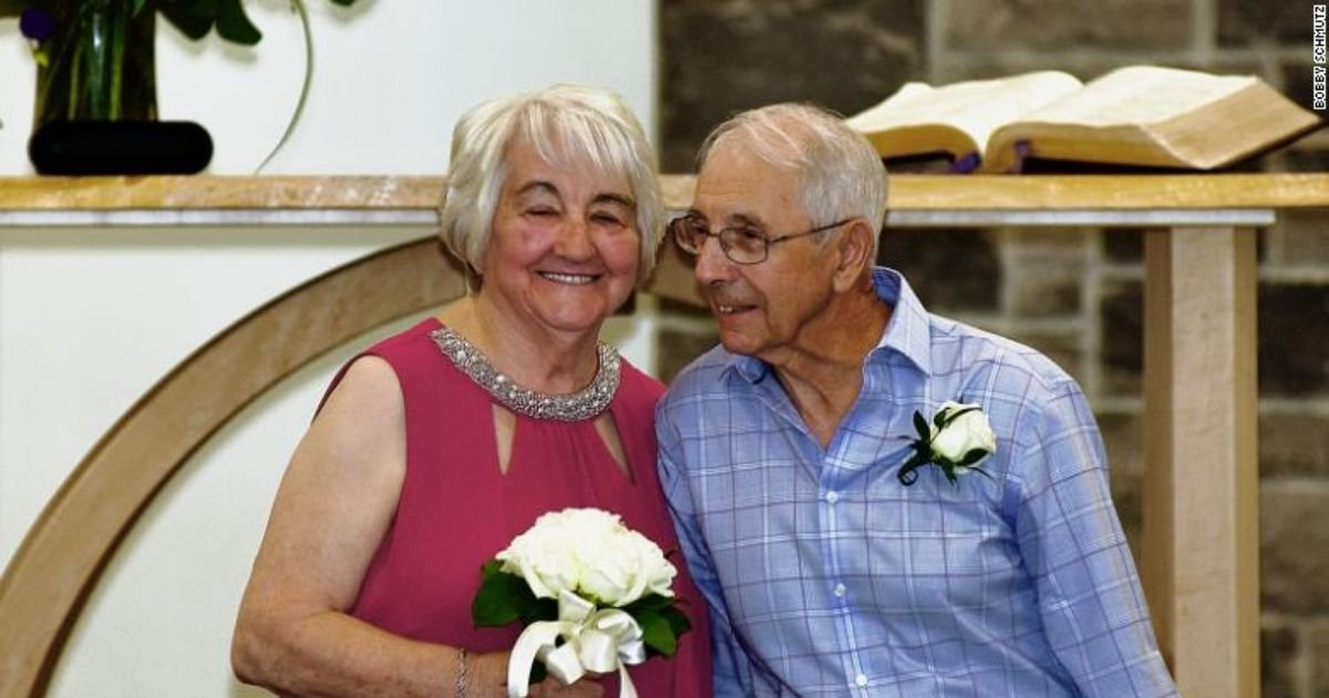 courtesy of bobby schultz.jpg?resize=1200,630 - High School Sweethearts Reunite And Marry After Nearly 70 Years Apart