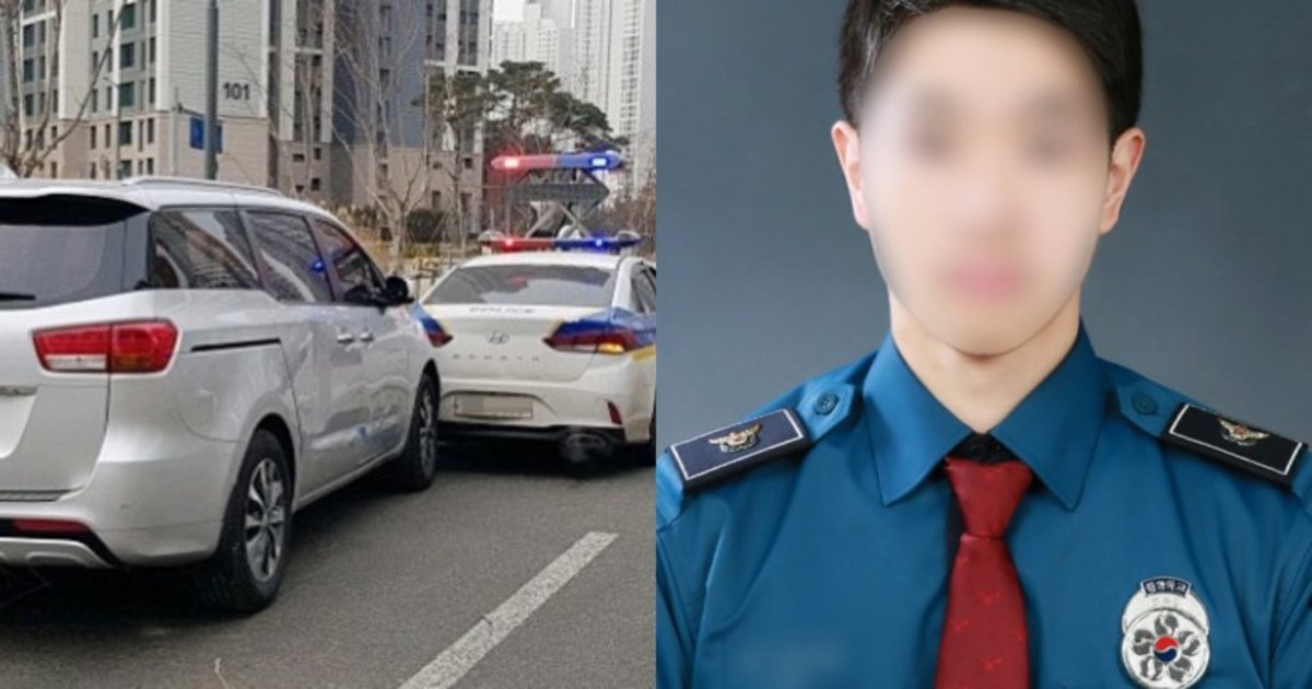 eab2bdecb0b0 1.jpg?resize=412,275 - 운전자가 의식을 잃어 도로를 역주행 할 때 차량을 멈춰세워 시민들을 구한 새내기 경찰관의 정체.JPG