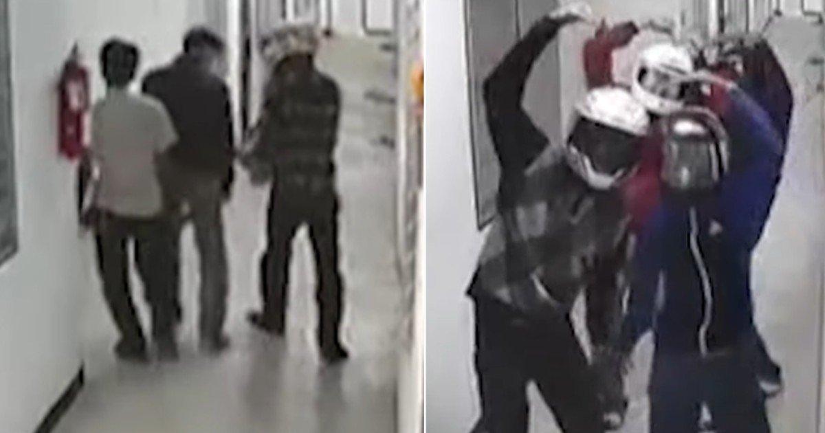 ebacb4eca09c 1 8.jpg?resize=412,232 - 10대들이 '도둑질' 해놓고 CCTV를 향해 '하트' 그린 황당한 이유 (영상)