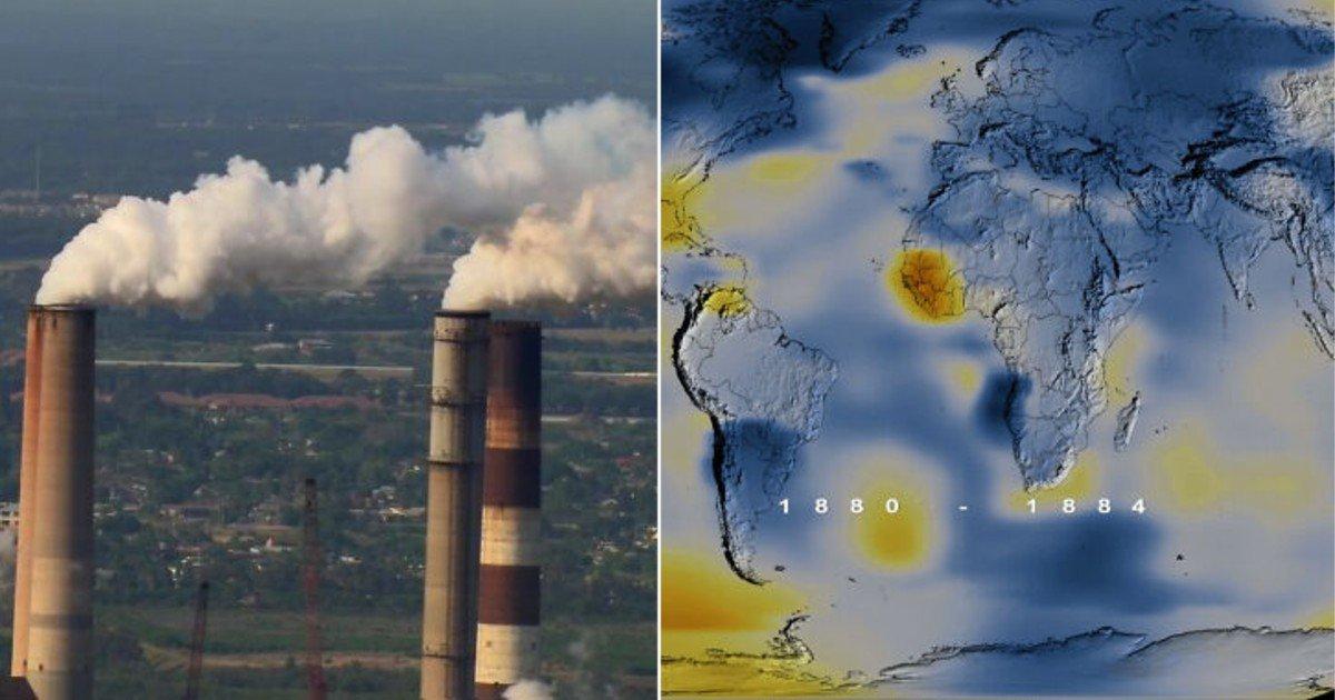"""ebacb4eca09c 3 4.jpg?resize=412,275 - """"이렇게 두니 확연히 차이가 난다""""...NASA에서 공개한 '지구온난화'의 과정 사진.jpg (영상)"""