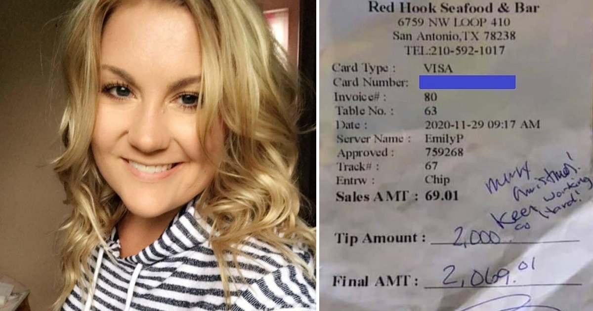 eregg.jpg?resize=412,232 - Lady Who Left Giant Tip For Waitress Finds Money Missing From Account The Next Day