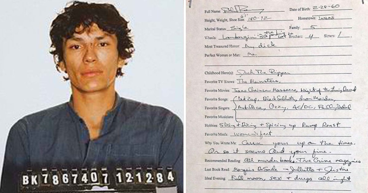 errrtt.jpg?resize=1200,630 - Richard Ramirez's Letters Revealed | Chilling Facts You Wish You Never Knew
