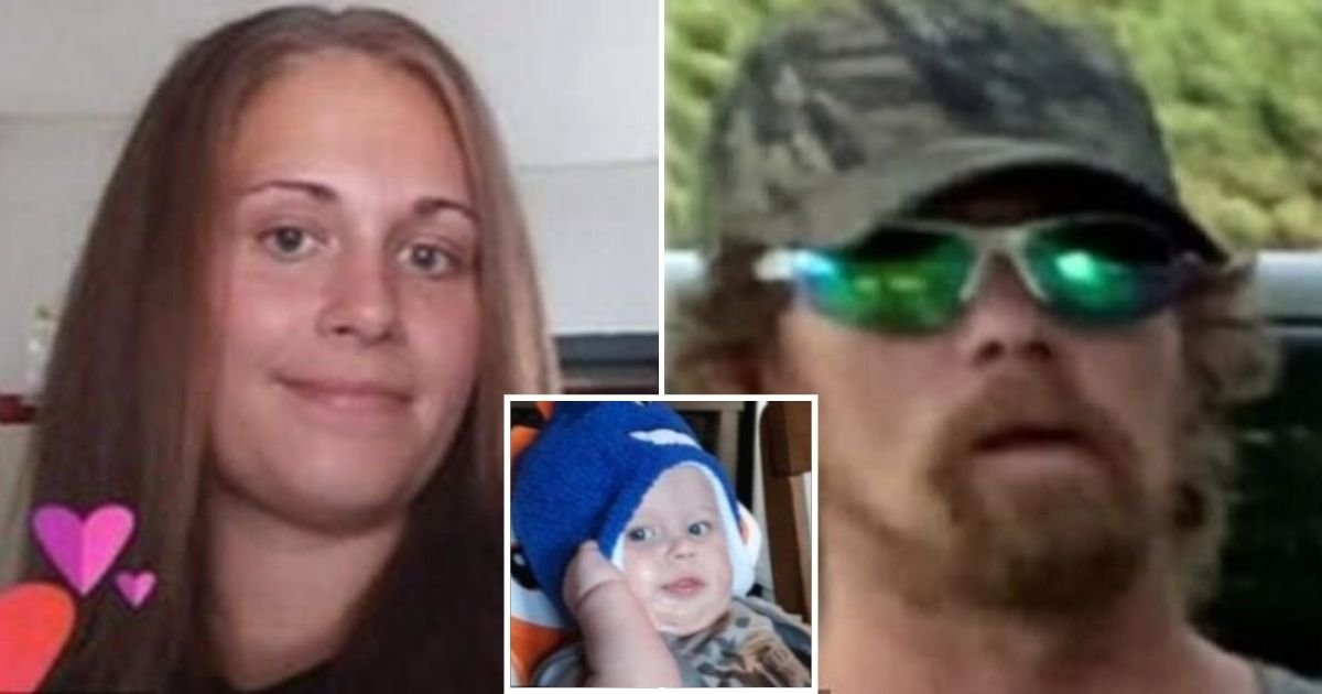 family5 1.jpg?resize=412,232 - Couple And Their 8-Month-Old Son Were Found Dead Outside Their Truck In The Woods