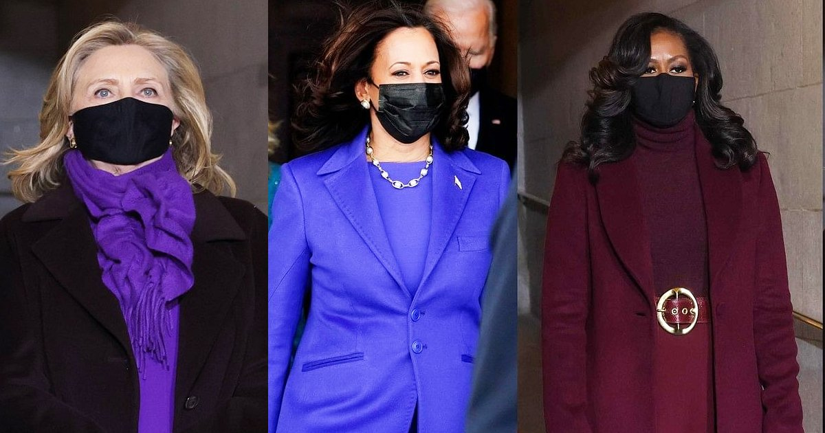 ffggg.jpg?resize=1200,630 - The Real Reason Why 'Purple Fashion' Was At The Forefront At Biden's Inauguration