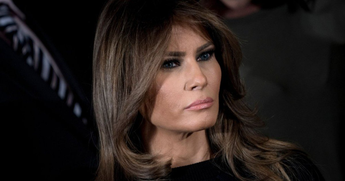 fgsdgsg 1 10.jpg?resize=412,232 - Melania Trump Is 'Not Sad' To Be Leaving The White House