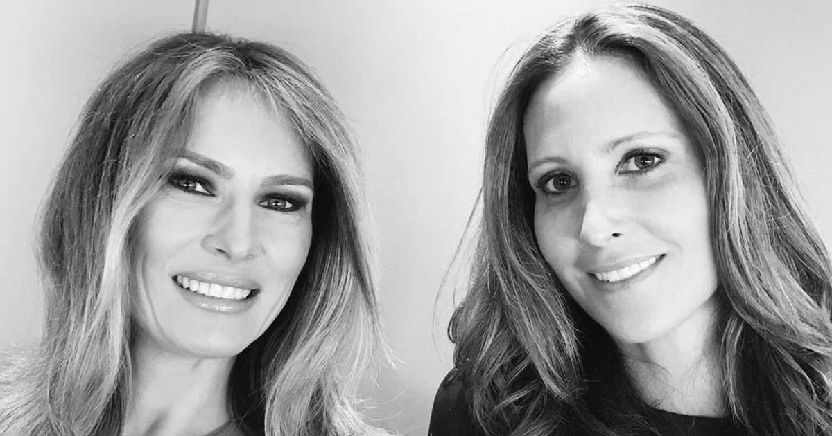 """formatfactory3b93c6c4574434eb29424ce893806e9d1e melania trump alexi winston wolkoff rhorizontal w1100.jpg?resize=1200,630 - Melania Trump's Close Friend Disgusted Over The First Lady's """"Silence And Inactions"""""""