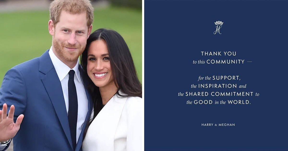 fsdgg.jpg?resize=1200,630 - Prince Harry & Meghan Markle Bid Farewell To Social Media 'For Good'