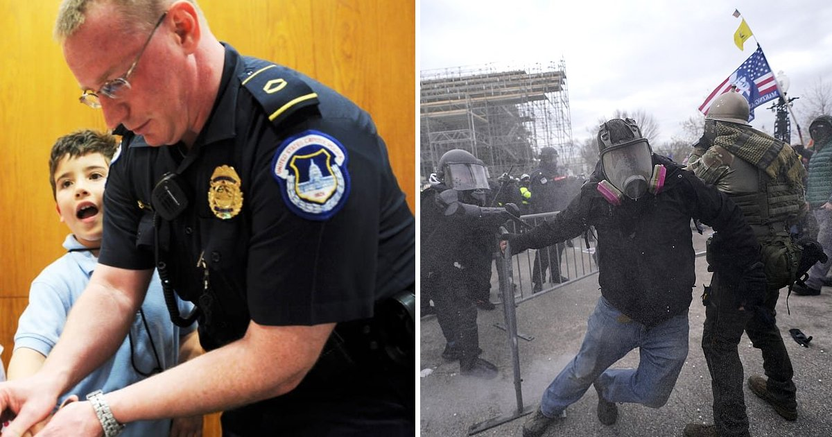 gdgg.jpg?resize=1200,630 - Capitol Cop 'Takes His Own Life' 3 Days After MAGA Riots Left Another Officer Dead