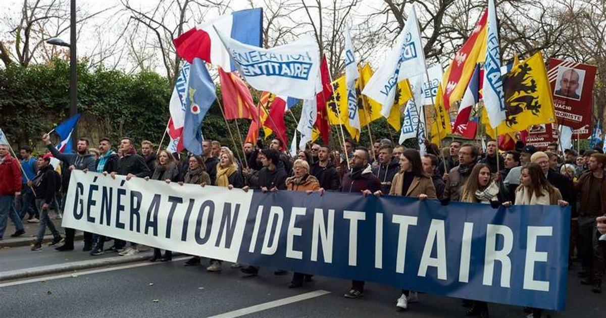 generation identitaire.png?resize=1200,630 - Gérald Darmanin souhaite dissoudre le groupuscule d'extrême droite «Génération identitaire»