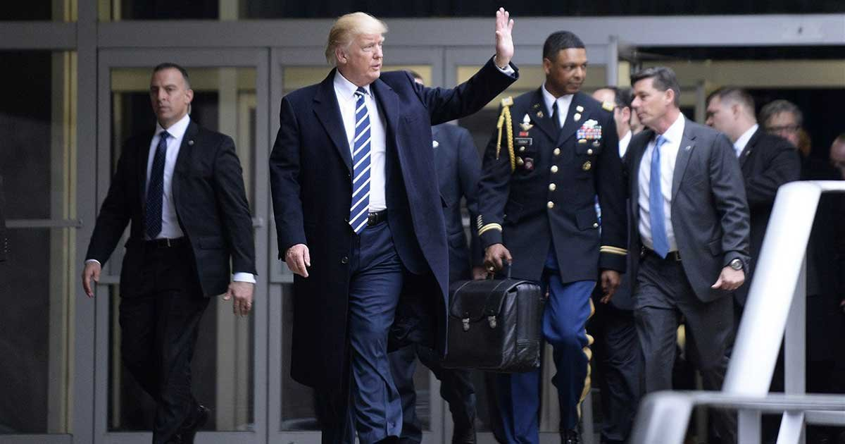 get.jpg?resize=412,232 - Trump Causes Logistics Nightmare Over Nuclear Codes For Refusing To Attend Inaguration