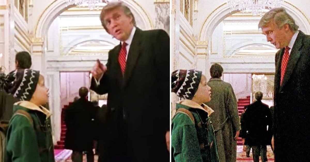 gggdfgh.jpg?resize=1200,630 - Angry Fans Want Trump's 'Home Alone 2' Cameo Digitally Removed After Twitter Ban