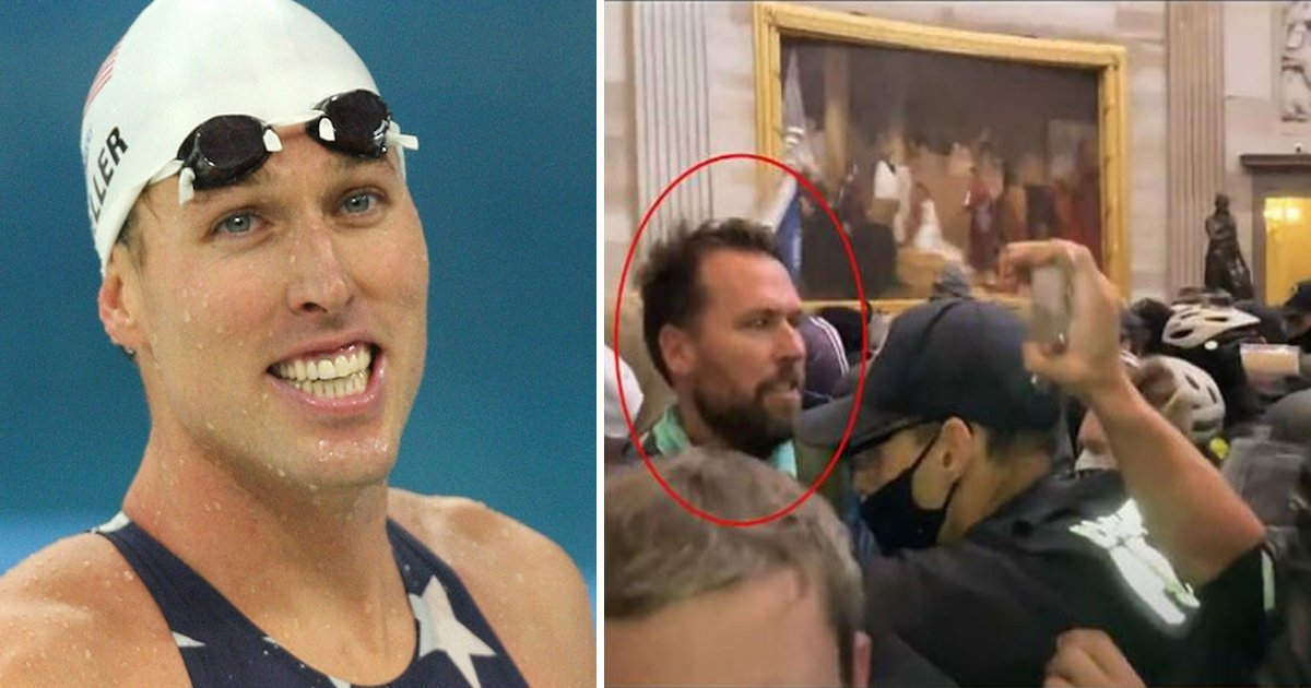 gggsgs.jpg?resize=1200,630 - Gold Medalist Olympian Klete Keller Charged In Connection With Capitol Riot