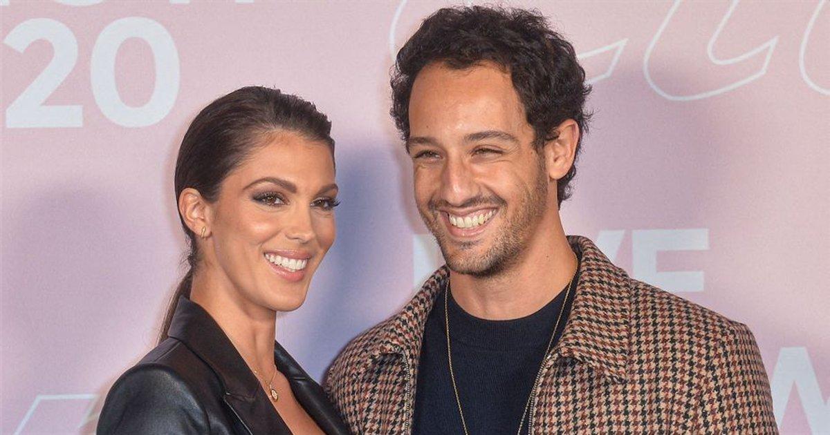 iris mittenaere.png?resize=412,232 - Iris Mittenaere a fait une jolie déclaration d'amour à son chéri Diego El Glaoui