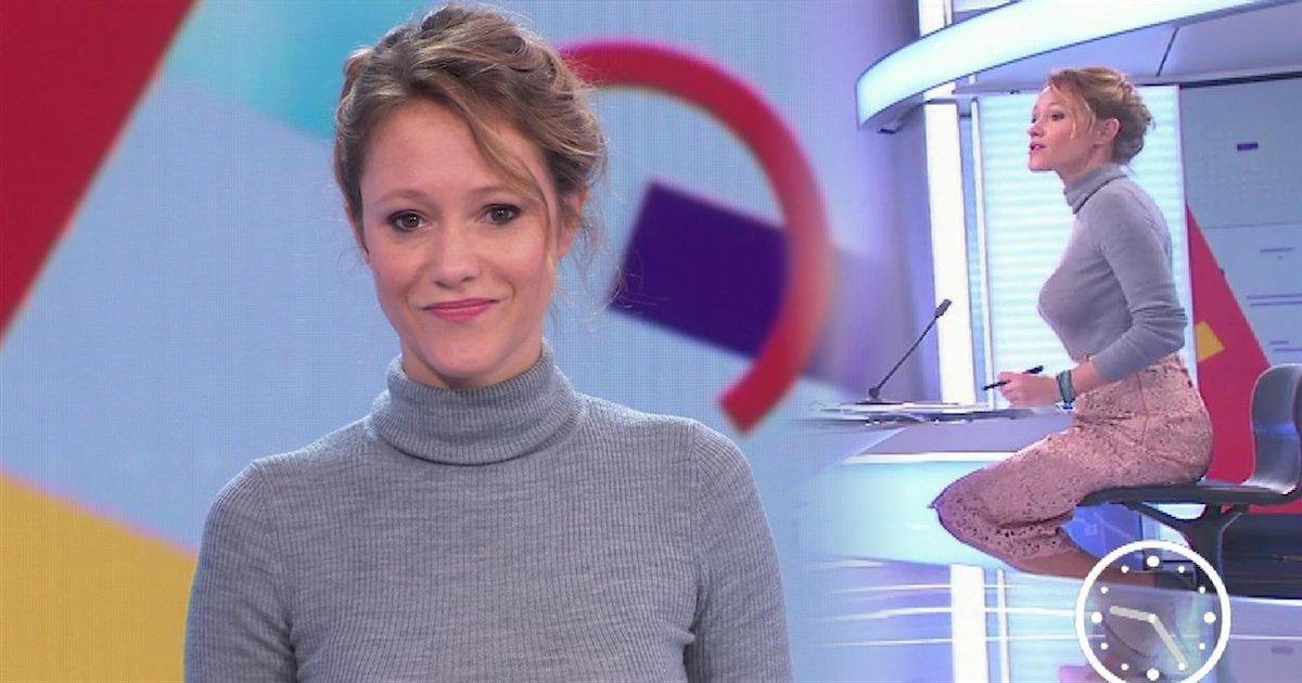 julia livage.png?resize=1200,630 - Carnet rose : la chroniqueuse de Télématin Julia Livage est enceinte de son 3ème enfant