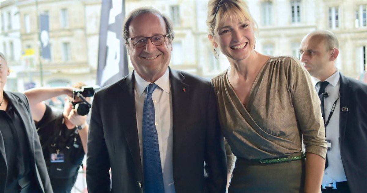 julie gayet.png?resize=1200,630 - Julie Gayet et François Hollande ensemble à une soirée consacrée à Benjamin Biolay