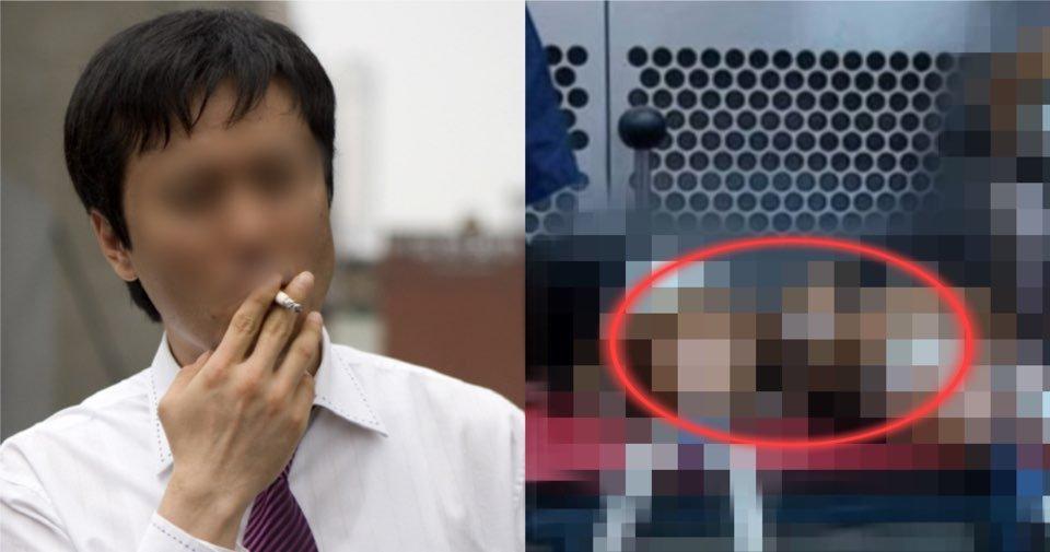 """kakaotalk 20210128 221037440 01.jpg?resize=1200,630 - """"이래도 담배를 펴야겠냐?"""" 라고 네티즌들 사이에서 난리 난 흡연자, 비흡연자들도 모르고 있던 '충격적인' 사실"""