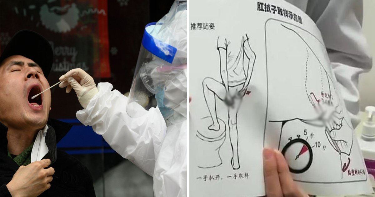 kjhh.jpg?resize=412,232 - China Begins Using 'Anal Swabs' To Test For High Risk COVID-19