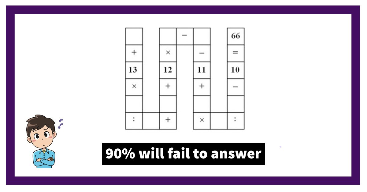 lkj.jpg?resize=1200,630 - Can You Figure Out This Deceptively Simple Math Puzzle For 3rd Graders?