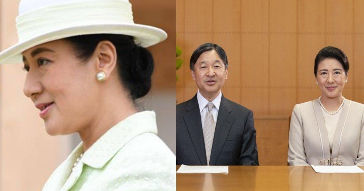 masako.png?resize=1200,630 - 天皇陛下のビデオメッセージに皇后雅子さまも初の同席で話題に「温かいお言葉ありがとうございます」