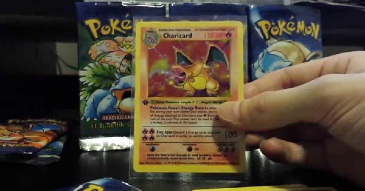 maxresdefault 7 e1610411238600.jpg?resize=1200,630 - Une collection de cartes Pokémon de 1999 est estimée à 750 000 dollars
