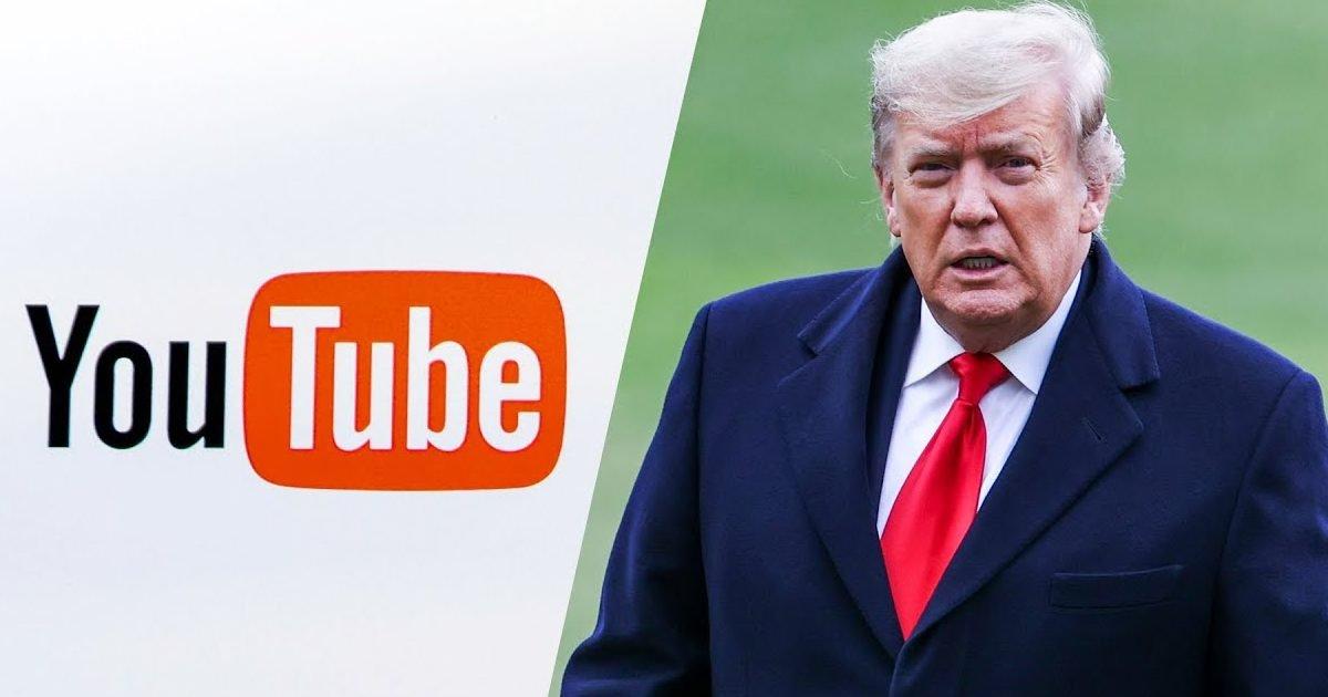 maxresdefault 9 e1610648485497.jpg?resize=1200,630 - YouTube suspend Trump et supprime sa dernière vidéo