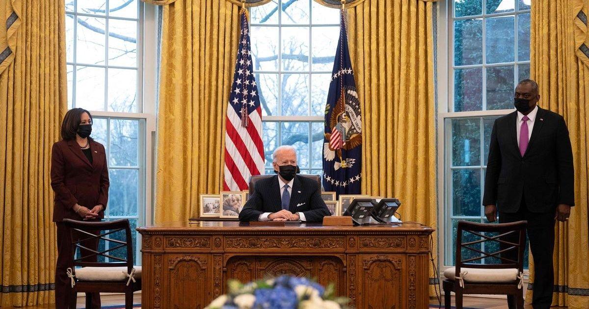 merlin 95484519 7 e1611682153661.jpg?resize=412,275 - Joe Biden révoque l'interdiction des personnes transgenres à servir dans l'armée