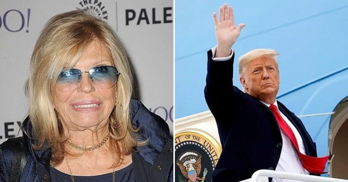 nancy4.jpg?resize=1200,630 - Nancy Sinatra Says She Will 'Never Forgive Trump Voters' And She Hopes The Anger 'Doesn't Kill Me'
