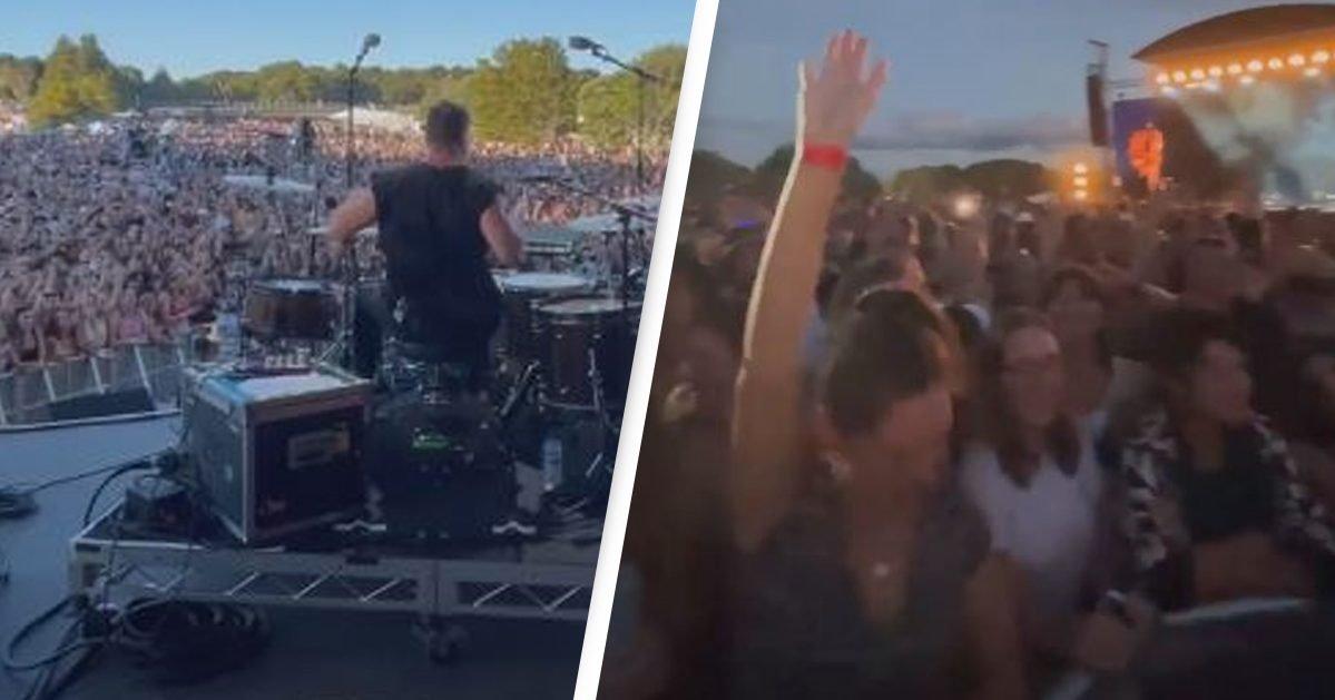 new zealand festival 1 e1611172658594.jpg?resize=412,232 - Nouvelle-Zélande : 20,000 personnes ont pu assister à un concert sans masque