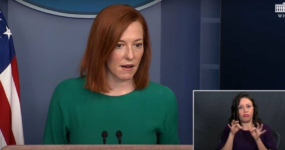 now this news.jpg?resize=1200,630 - Biden Admin Will Have Sign Language Interpreter At All White House Press Briefings