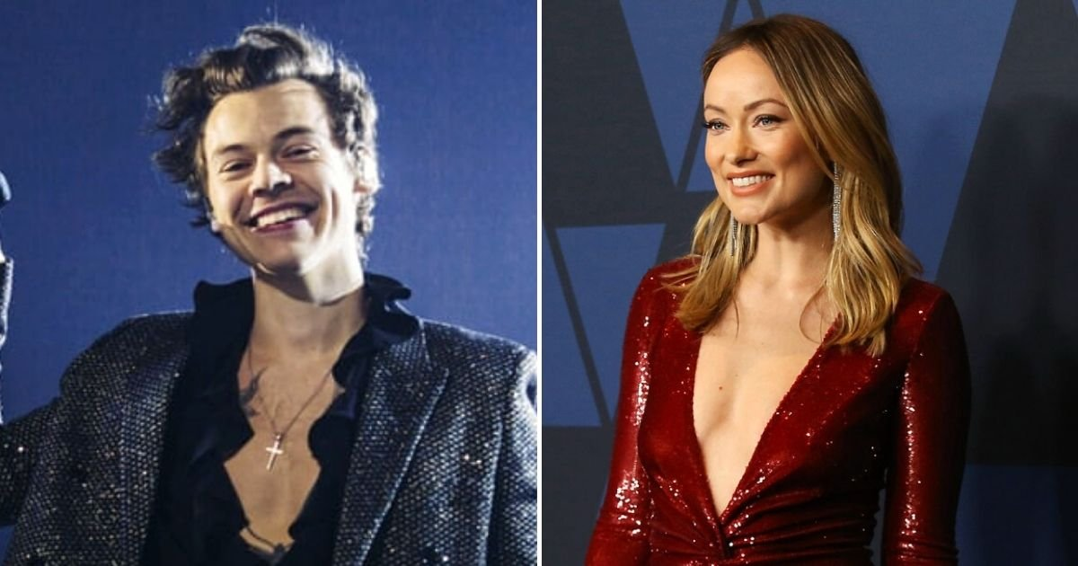 olivia5.jpg?resize=412,232 - Hollywood's New Couple! Harry Styles, 26, And Olivia Wilde, 36, Confirm Their Relationship