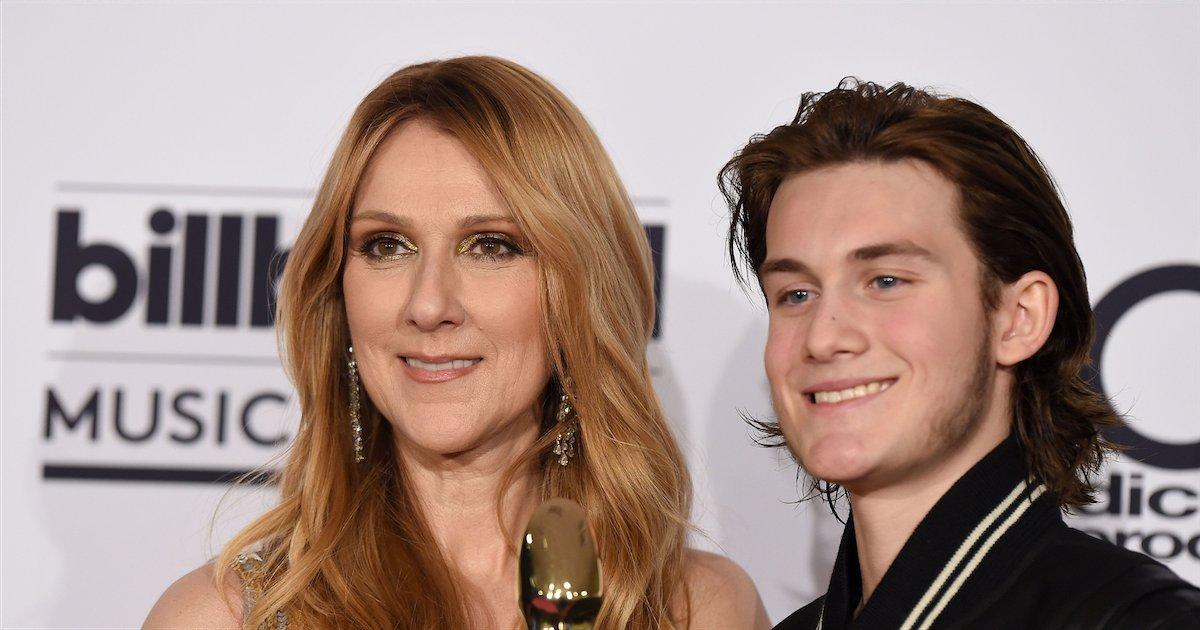 rene charles.png?resize=1200,630 - Céline Dion est très fière de son fils René-Charles qui sort son premier EP