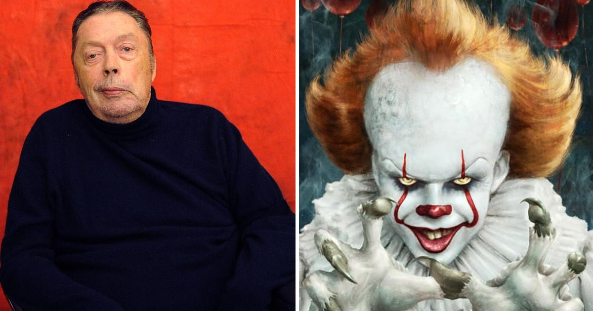 rrttt.jpg?resize=1200,630 - Horrors From Tim Curry's 'IT' Marks 3 Decades Of Nightmares Coming To Life