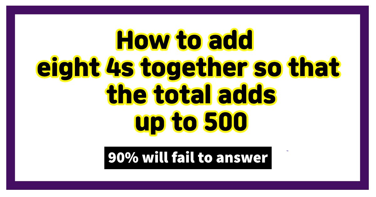 sdffff.jpg?resize=412,232 - These Math Riddles Seem Easy But Some Are Tricky | Can You Solve Them?