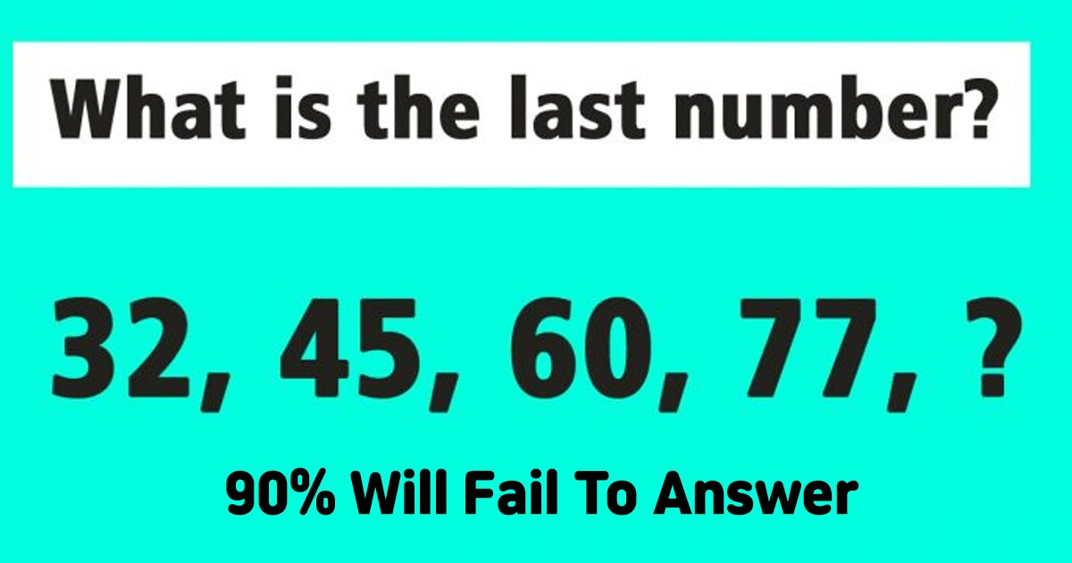 Can You Solve This Math Riddle In Under 10 Seconds?