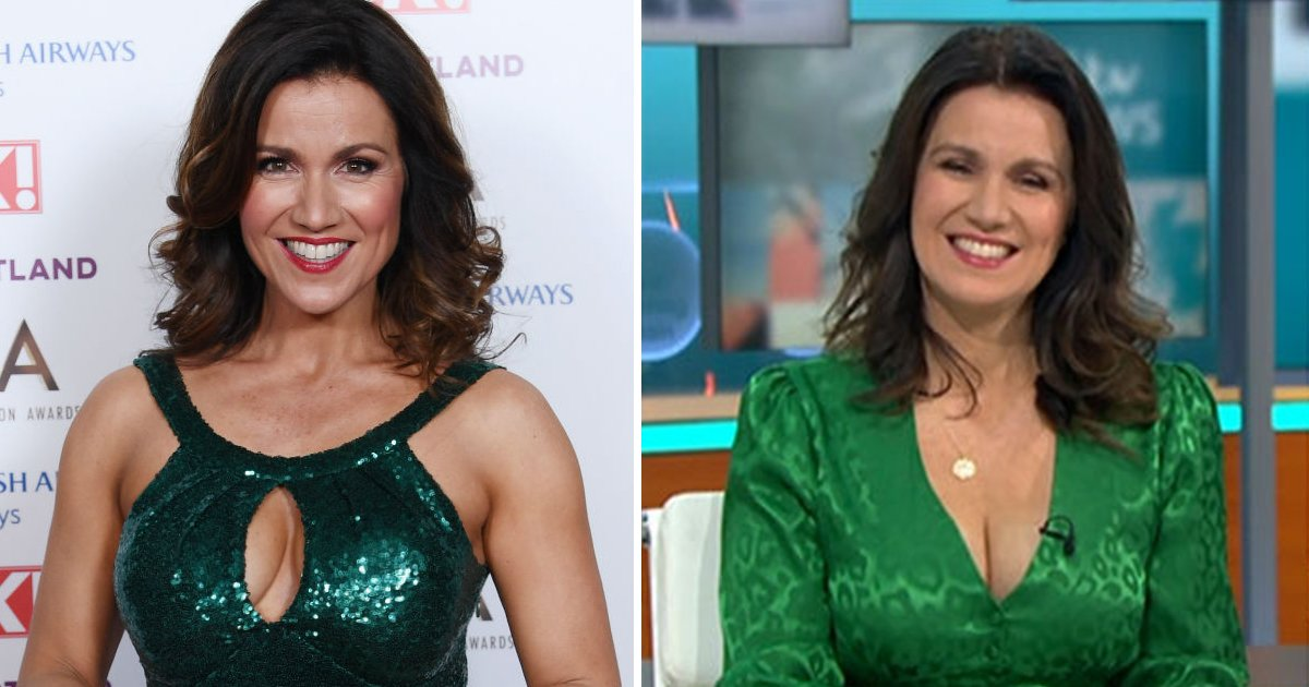 sdggsg.jpg?resize=1200,630 - Leading Morning TV Host Snaps At Haters For Criticizing Her 'S**y Cleavage Dress'