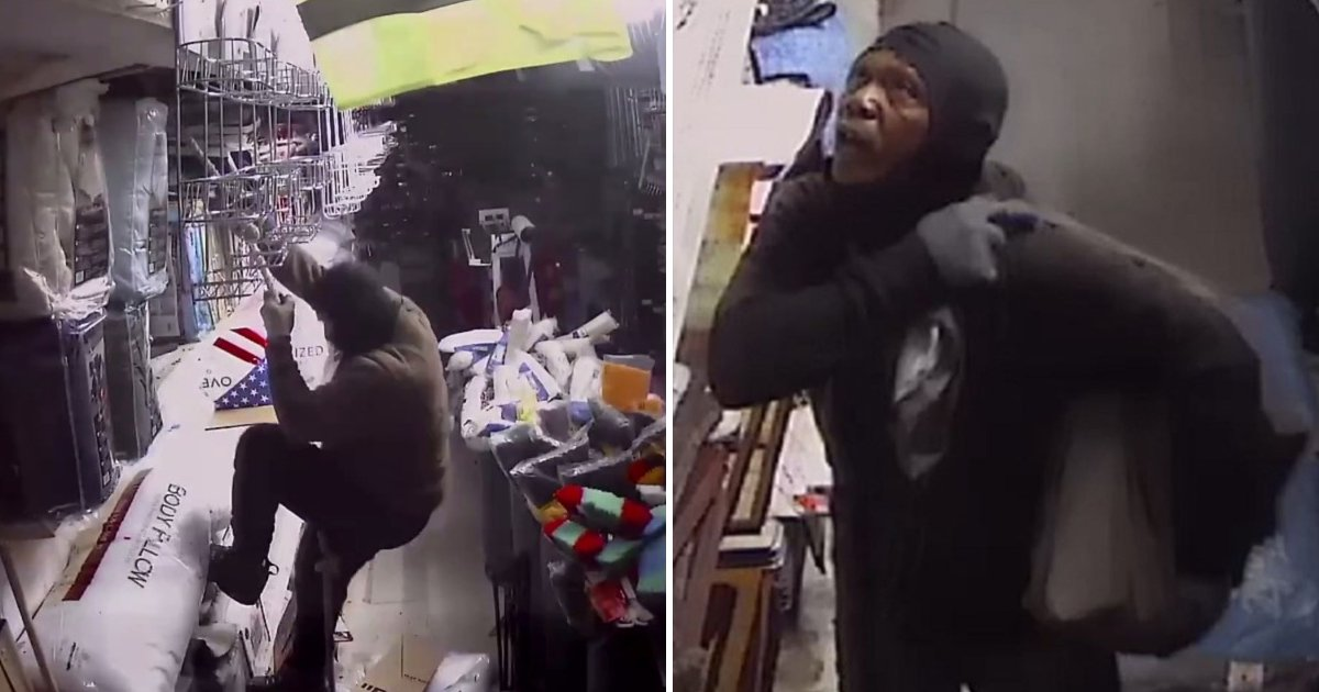 sgsgs.jpg?resize=1200,630 - Daring NYC Thieves Pull Off 'Epic Burglary' Via Roof Entrance Stealing Thousands