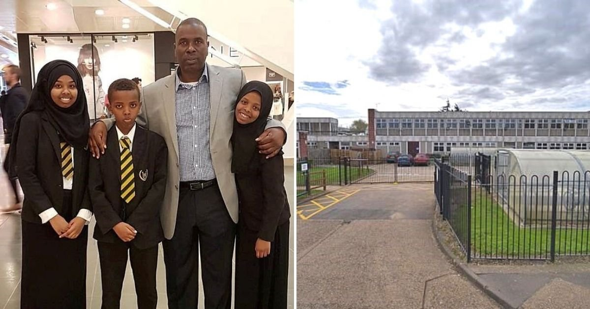 siham6.jpg?resize=412,232 - School Threatens Parents Of Girl, 12, With Legal Action For Refusing To Send Daughter To School In Above-The-Knee Skirt