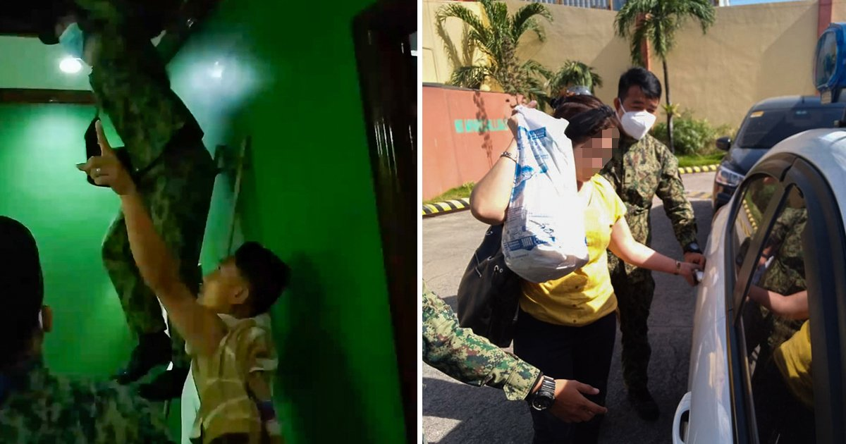 sssssssggg.jpg?resize=1200,630 - Husband Catches Cheating Wife Hiding In 'Ceiling' With Toyboy At Love Hotel