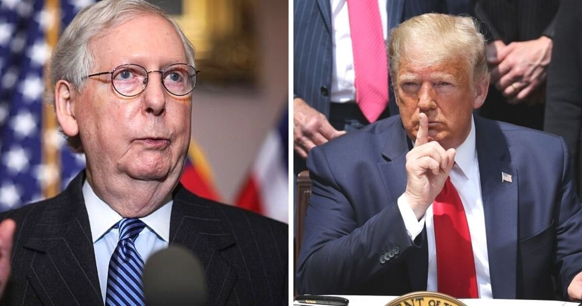 untitled design 15.jpg?resize=1200,630 - Mitch McConnell Believes Trump Should Be Impeached Following The Insurrection