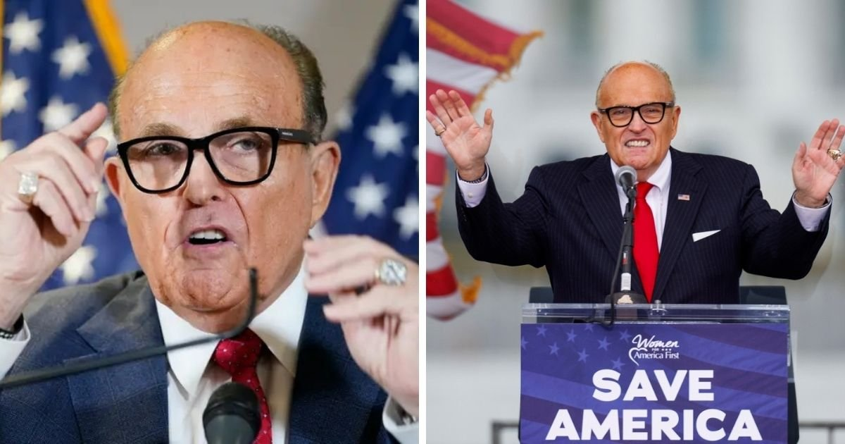 untitled design 2 8.jpg?resize=412,232 - Rudy Giuliani Explains Why He Said 'Let's Have Trial By Combat' Before Capitol Riot