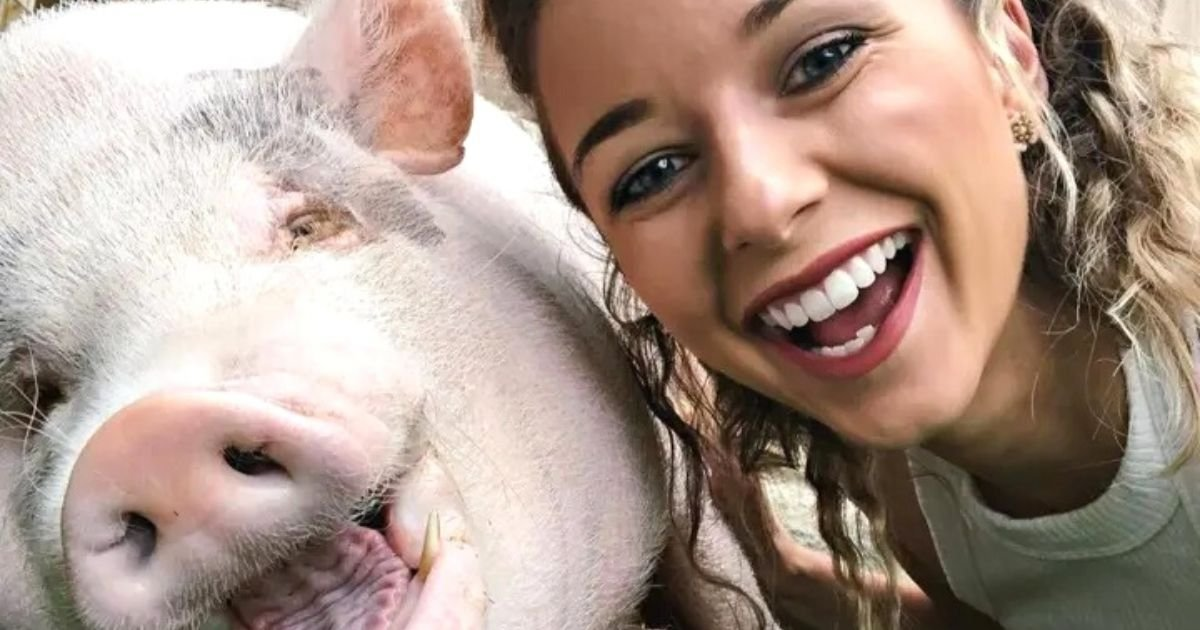 untitled design 4 11.jpg?resize=412,232 - Woman Says Living With A Pet Pig Is Like Having A Child