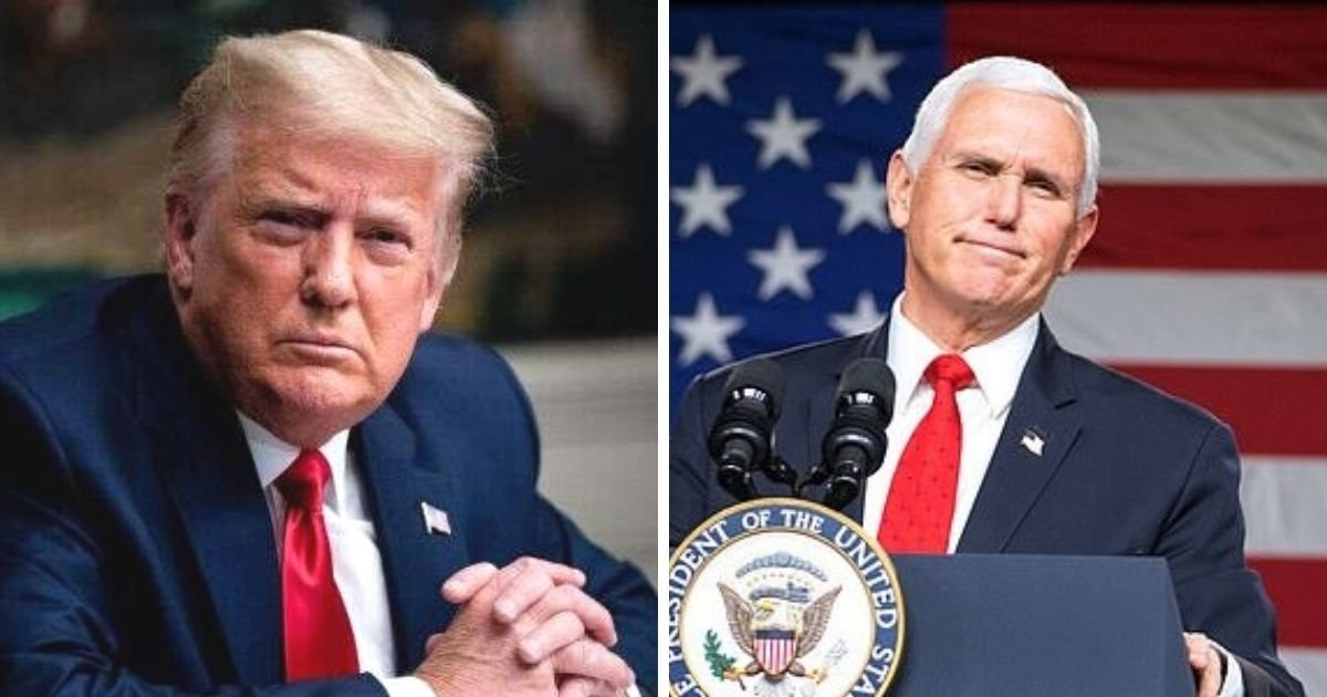 untitled design 9.jpg?resize=1200,630 - Trump Ramps Up Pressure On Mike Pence To Get Him To Help Overturn Election Results