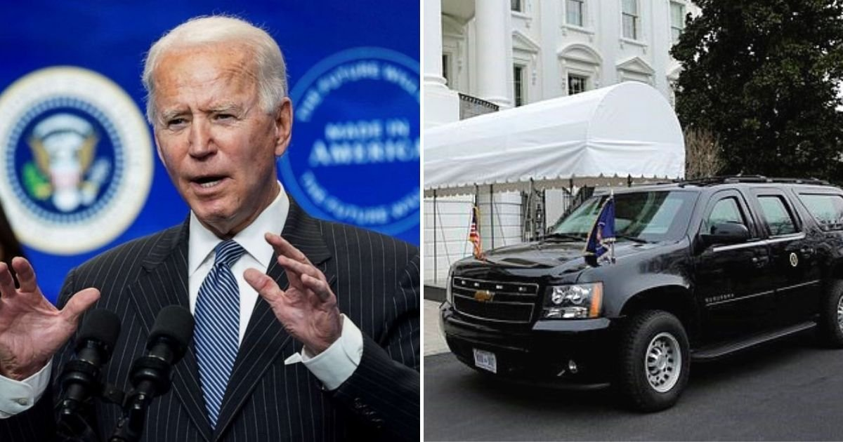 vehicles5.jpg?resize=412,275 - President Biden Says He Will Replace US Government's Fleet Of 645,000 Cars And Trucks With Electric Vehicles